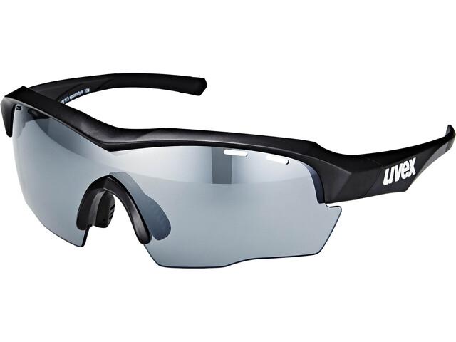 UVEX sportstyle 104 LTD Occhiali ciclismo, black mat